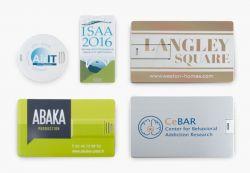 Creditcard vorm - USB-stick