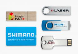 Kleine oplage - USB-stick