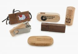 Hout - USB-stick