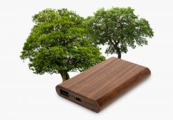 Hout - Powerbank