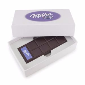 Powerbanks with logo milka