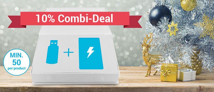 10% Combi-deal