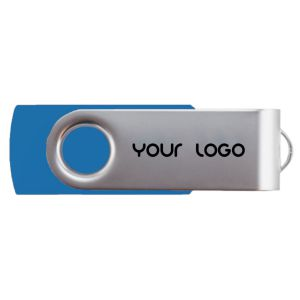 Twister Blauw Express - USB-stick