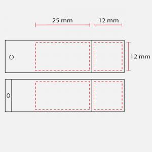 Printbaar oppervlak